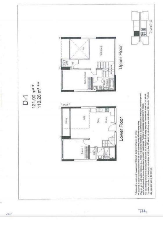 71223337_1528745243931968_5564597905446141952_n Bán căn hộ duplex Estella Heights 3PN, tầng cao, tháp T3, nội thất cơ bản, view Xa lộ Hà Nội