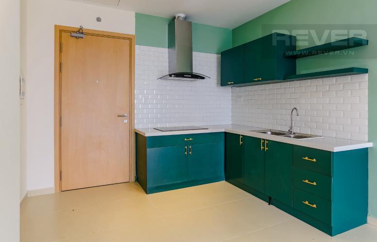 Phòng Bếp Căn hộ M-One Nam Sài Gòn 2 phòng ngủ tầng trung T1 view sông