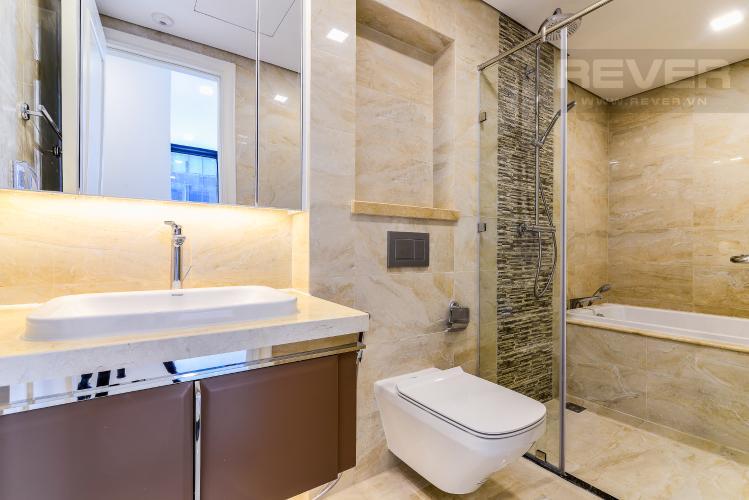 Phòng Tắm 2 Officetel Vinhomes Golden River 2 phòng ngủ view sông tầng cao A2