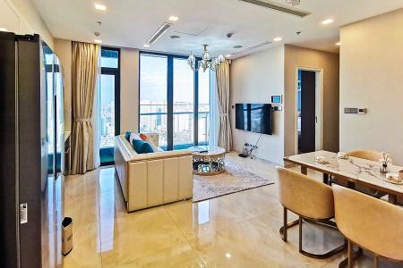 Bán hoặc cho thuê căn hộ Vinhomes Golden River 2PN, tháp The Luxury 6, view thành phố