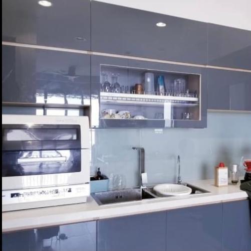 Phòng bếp Sunrise Cityview, Quận 7 Căn hộ tầng cao Sunrise Cityview 2 phòng ngủ, đầy đủ nội thất.