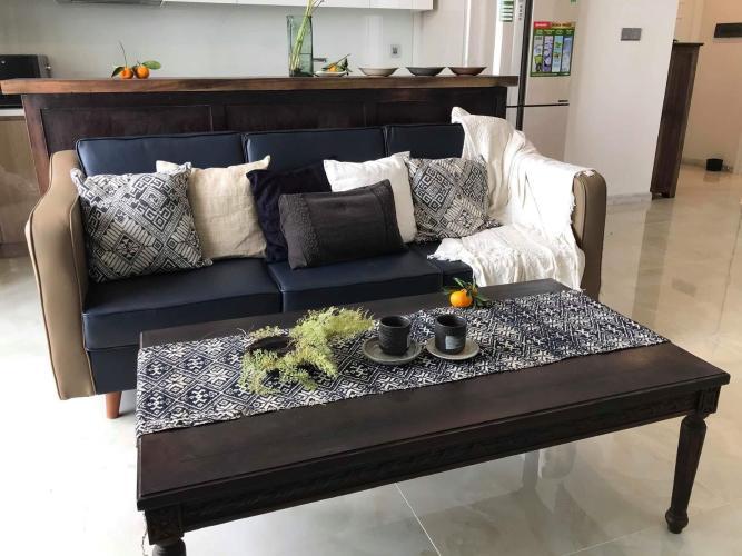 Bán căn hộ Vinhomes Golden River tầng cao, diện tích 95m2 - 3 phòng ngủ, đầy đủ nội thất.