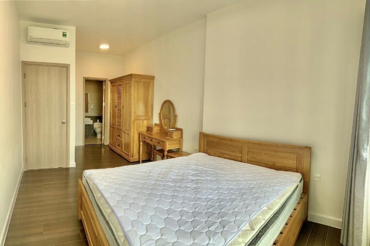 phòng ngủ Căn hộ The Sun Avenue Cho thuê căn hộ nội thất đầy đủ, view thành phố The Sun Avenue