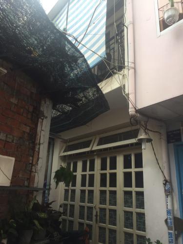 Nhà phố hẻm 2m hướng Đông, khu dân cư an ninh yên tĩnh.