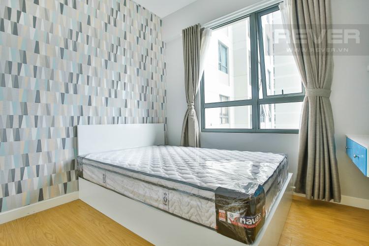 Phòng ngủ 2 Căn góc Masteri Thảo Điền tầng cao hướng Tây Bắc tháp T2