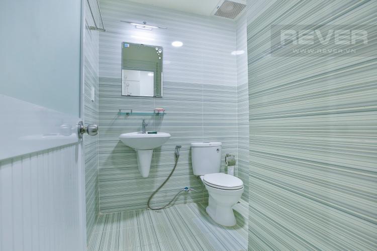 Toilet Officetel Lexington Residence tầng thấp LE hướng Tây Bắc