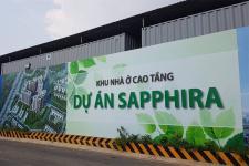 Tiến độ dự án căn hộ Safira Khang Điền tháng 7/2018