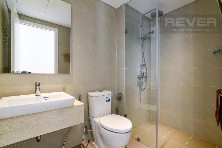 Phòng Tắm 1 Cho thuê căn hộ Diamond Island - Đảo Kim Cương 2PN, đầy đủ nội thất, view hồ bơi