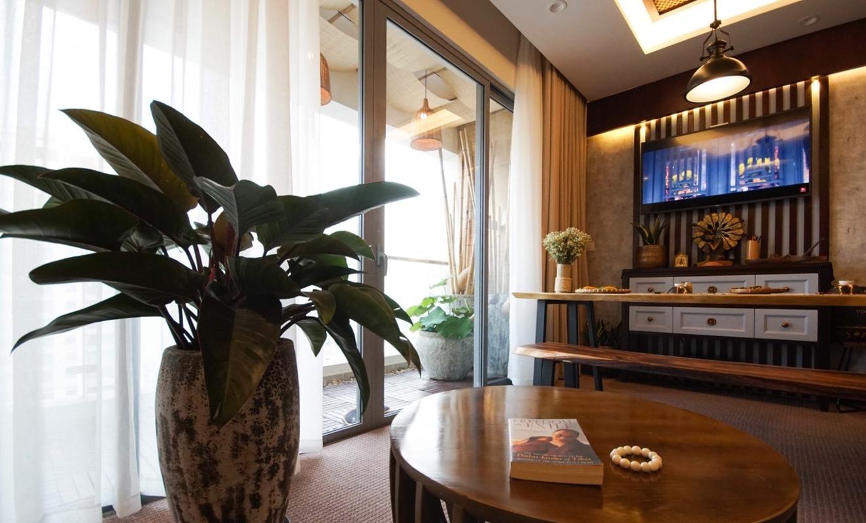 BA2205 (34) Bán căn hộ Diamond Island - Đảo Kim Cương 2PN, tháp Bahamas, đầy đủ nội thất sang trọng, view hồ bơi
