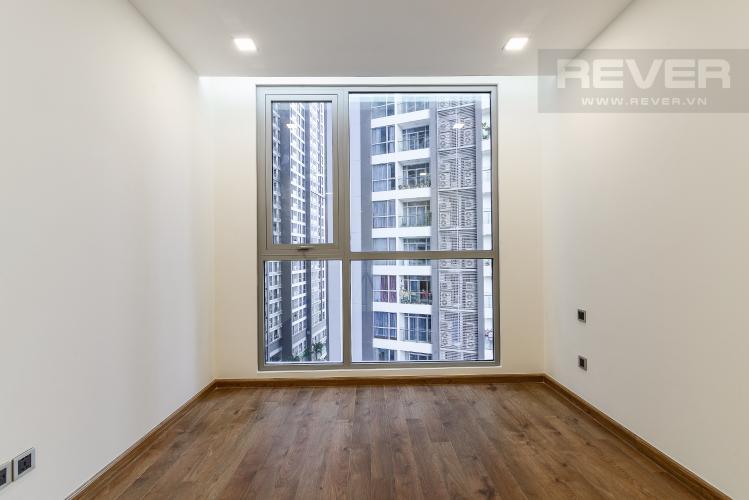 Phòng Ngủ 1 Căn hộ Vinhomes Central Park 2 phòng ngủ tầng thấp P7 nhà trống