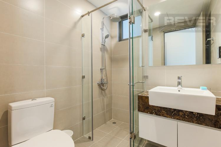 Phòng Tắm 1 Căn hộ The Gold View 2 phòng ngủ tầng thấp A3 view sông