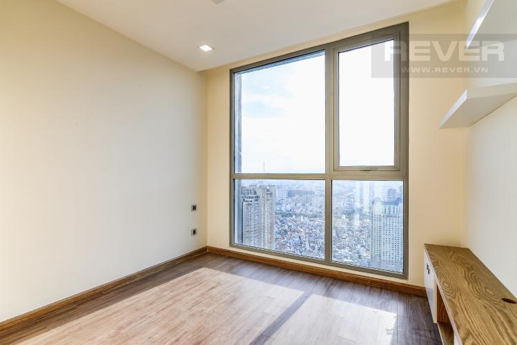 Phòng Ngủ 2 Officetel Vinhomes Central Park 2 phòng ngủ tầng cao P7 đầy đủ tiện nghi