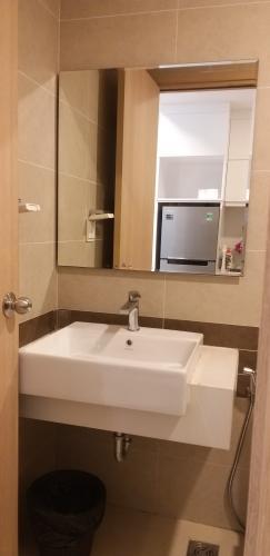 Phòng tắm Rivergate Residence, Quận 4 Căn hộ Office-tel Rivergate Residence tầng trung hướng Tây Nam.