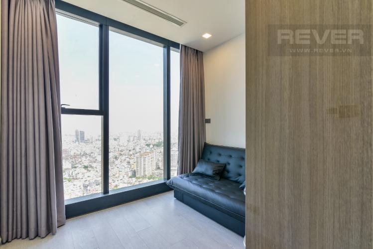 Phòng Ngủ 3 Bán và cho thuê căn hộ Vinhomes Golden River tầng cao, 3PN, đầy đủ nội thất, view đẹp