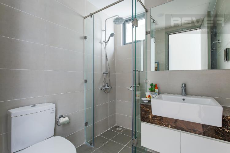 Phòng Tắm 1 Căn hộ The Gold View 2 phòng ngủ tầng cao A3 hướng Tây Nam