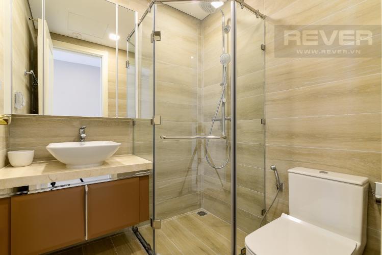 Phòng Tắm 1 Cho thuê căn hộ Vinhomes Golden River tầng trung, 2PN 2WC, đầy đủ nội thất, view Landmark 81