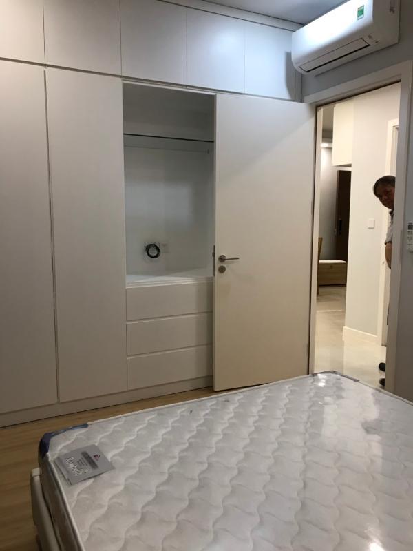 6 Bán căn hộ Masteri Millennium 2PN, block B, diện tích 78m2, đầy đủ nội thất, view thành phố