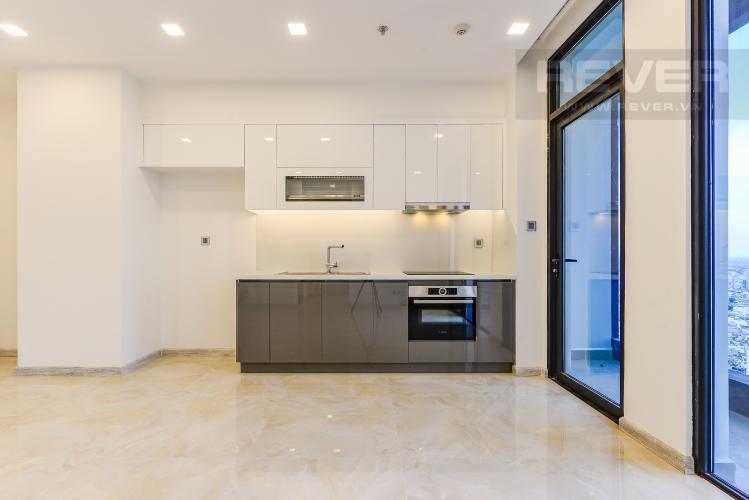 Bếp Cho thuê căn hộ Vinhomes Golden River tầng cao, 2PN, view đẹp, tiện ích đa dạng