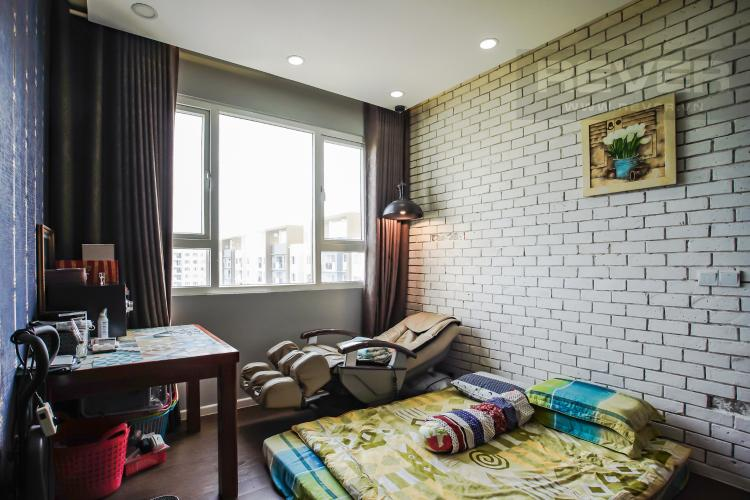 Phòng Ngủ 1 Căn hộ The Park Residence tầng cao, 2PN, đầy đủ nội thất