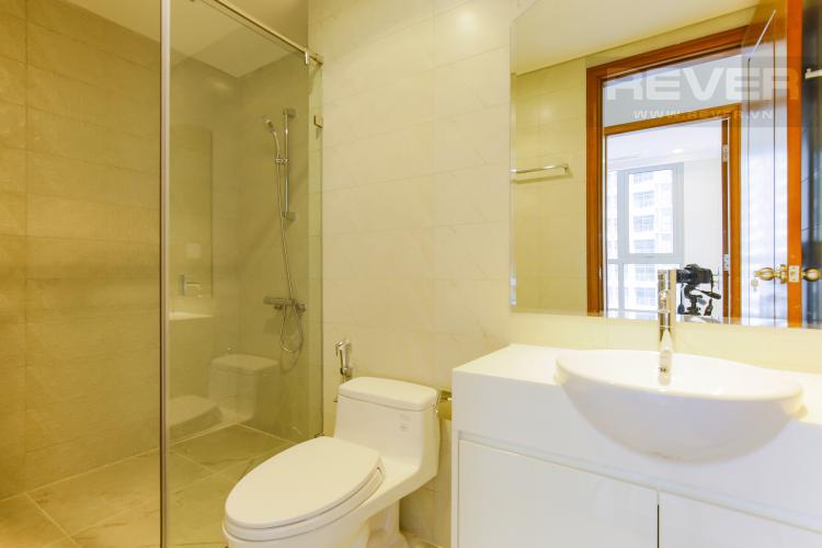 Phòng Tắm 2 Căn góc Vinhomes Central Park trung tầng L1 view trực diện sông