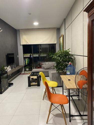 Phòng khách Jamila Khang Điền, Quận 9 Căn hộ Jamila Khang Điền hướng Đông, view thành phố sầm uất.