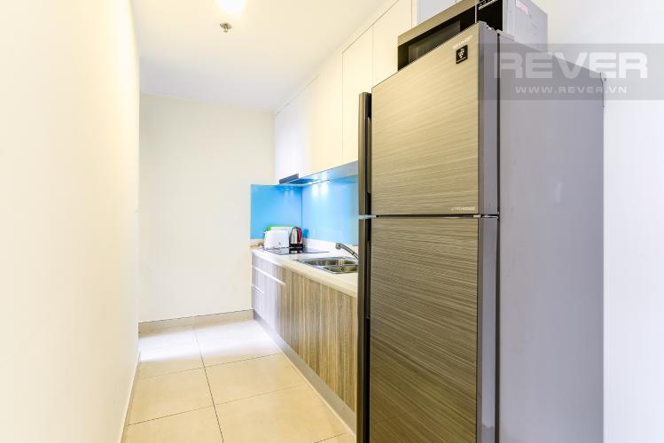 Nhà Bếp Căn hộ Masteri Thảo Điền 2 phòng ngủ tầng cao T3 hướng Tây Bắc