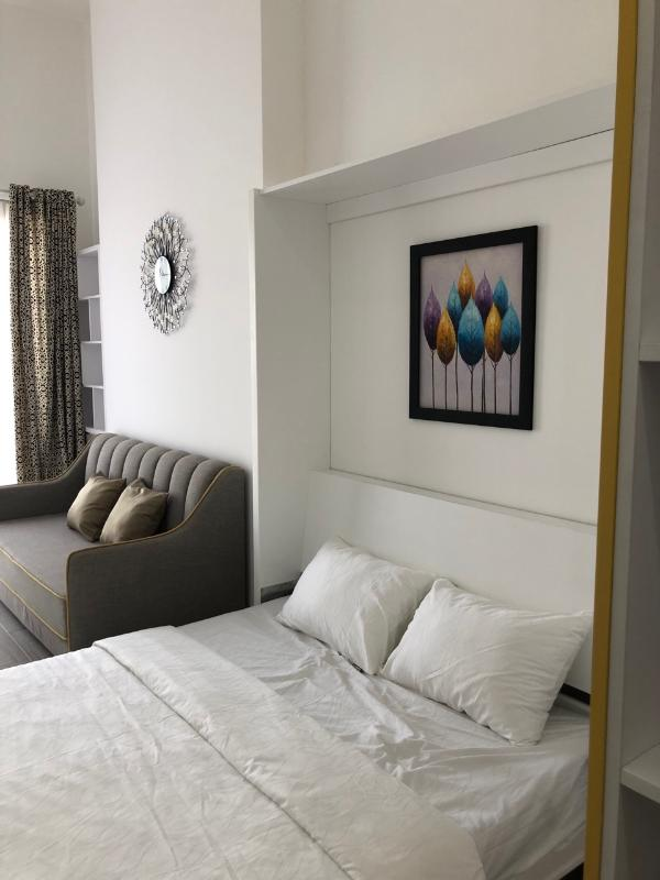 711964aa1b1cfc42a50d Cho thuê officetel Masteri Millennium, block A, diện tích 31m2, đầy đủ nội thất