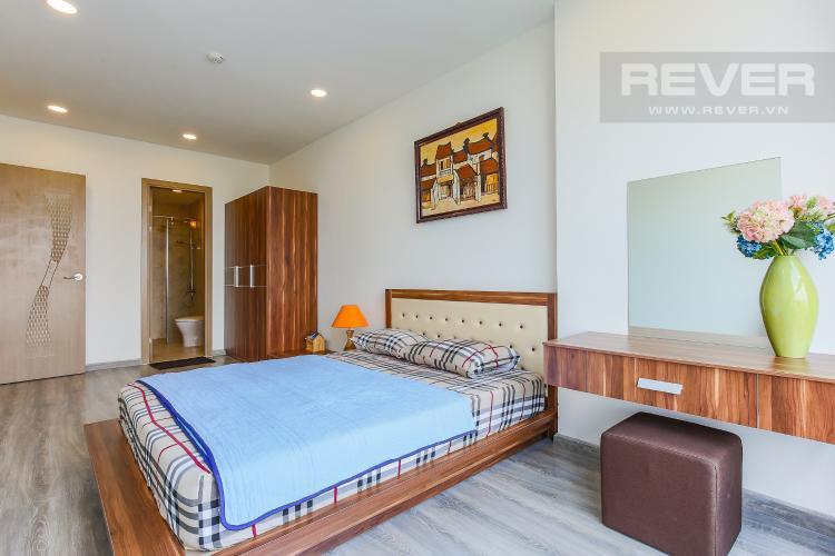 Phòng Ngủ 2 Căn hộ Riva Park 2 phòng ngủ tầng thấp B2 hướng Đông Nam