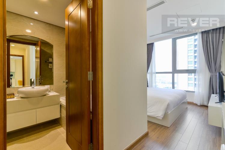 Phòng Ngủ 1 Bán căn hộ Vinhomes Central Park 2PN, đầy đủ nội thất, có thể dọn vào ở ngay