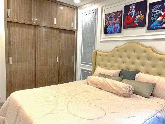 Phòng ngủ , Căn hộ vinhomes Golden River , Quận 1 Căn hộ Vinhomes Golden River tầng 12 view thoáng mát, đầy đủ nội thất