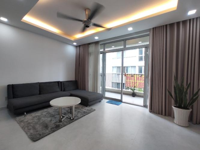 Phòng khách duplex STAR HILL PHÚ MỸ HƯNG Bán duplex Star Hill Phú Mỹ Hưng 3PN, tầng 4 block A, đầy đủ nội thất, sổ hồng