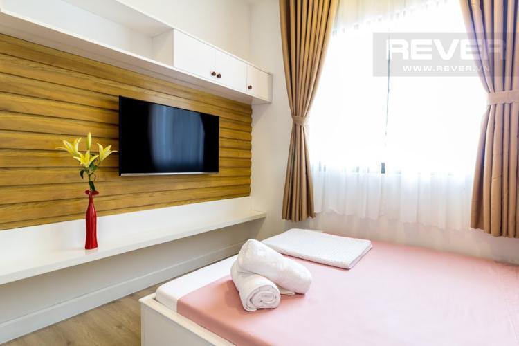 Phòng Ngủ 1 Căn hộ Icon 56 3 phòng ngủ tầng trung đầy đủ nội thất