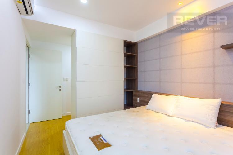 Phòng ngủ 2 Căn hộ Masteri Thảo Điền trung tầng T2 thiết kế đẹp, đầy đủ tiện nghi