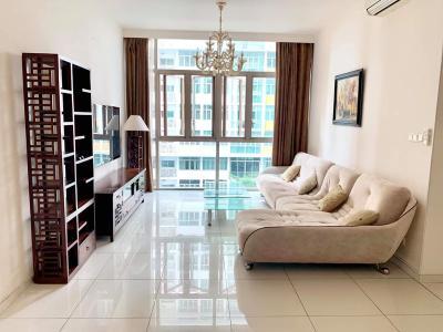 Cho thuê căn hộ The Vista An Phú 2PN, tháp T4, đầy đủ nội thất, diện tích 101m2, hướng view Đông Nam