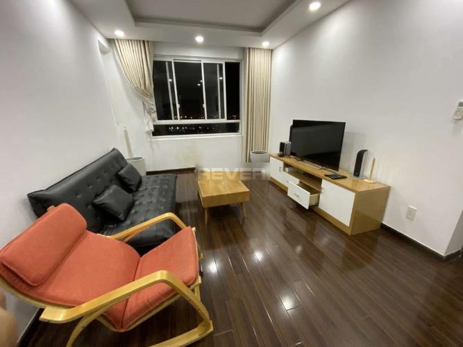 Căn hộ Tropic Garden, Quận 2 Căn hộ Tropic Garden tầng cao, đầy đủ nội thất tiện nghi.