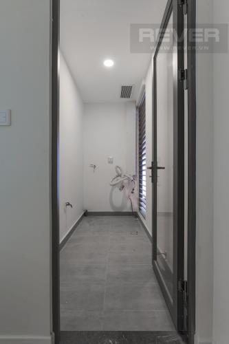 Logia Căn hộ Masteri Millennium tầng trung, block A, 2 phòng ngủ, view sông
