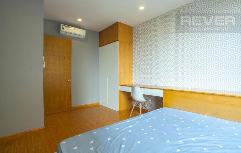 Phòng Ngủ 2 Căn hộ Tropic Garden 3 phòng ngủ tầng thấp A1 nội thất đầy đủ