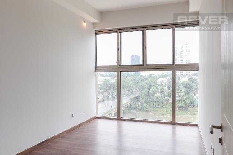 Phòng Ngủ Bán căn hộ Phú Mỹ Hưng Midtown 4PN, tầng thấp, tháp The Grande, nội thất cơ bản, view sông và vườn hoa Sakura