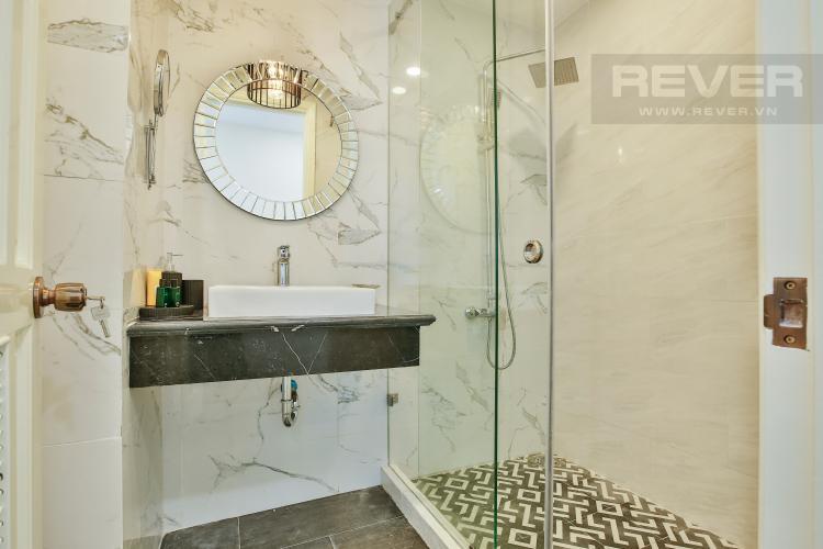 Toilet 1 Căn hộ Vista Verde tầng trung tòa T2 nội thất đẹp nhà mới