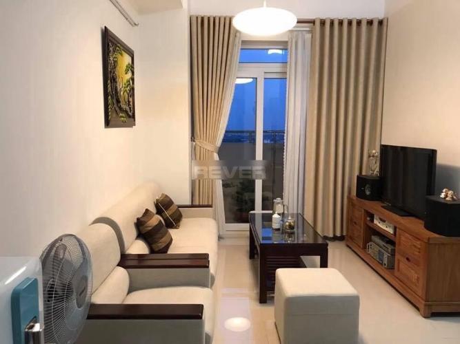 Căn hộ Võ Đình Apartment tầng trung, view thành phố sầm uất.