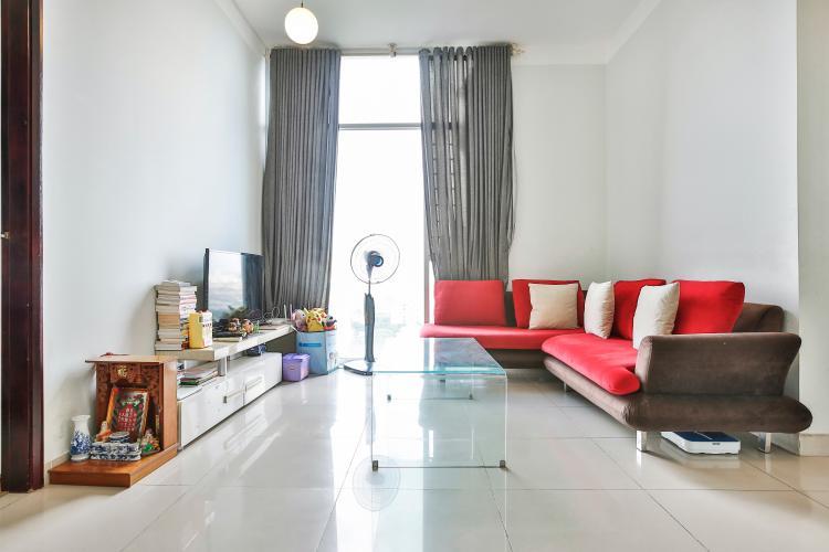 Căn hộ chung cư Phú Mỹ tầng trung 2 phòng ngủ đầy đủ nội thất