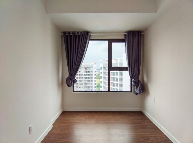 Phòng ngủ căn 2PN Safira Cho thuê căn hộ Safira Khang Điền đầy đủ nội thất, view nội khu.