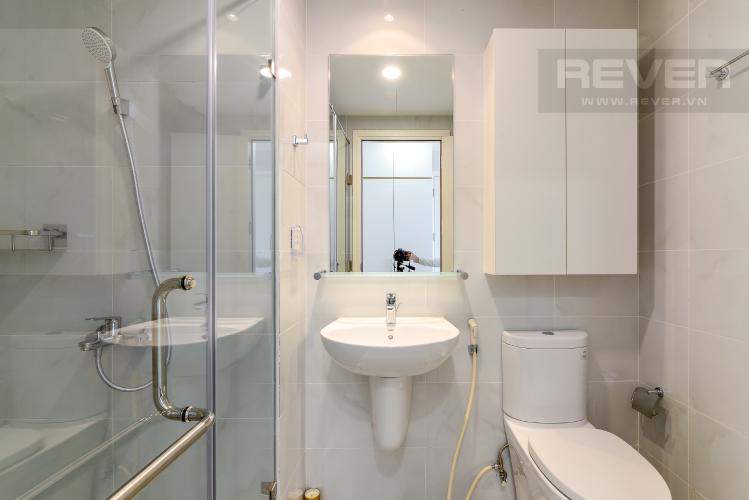 Phòng Tắm 1 Cho thuê căn hộ Masteri An Phú 2PN, tầng thấp, tháp B, view hồ bơi và Xa lộ Hà Nội
