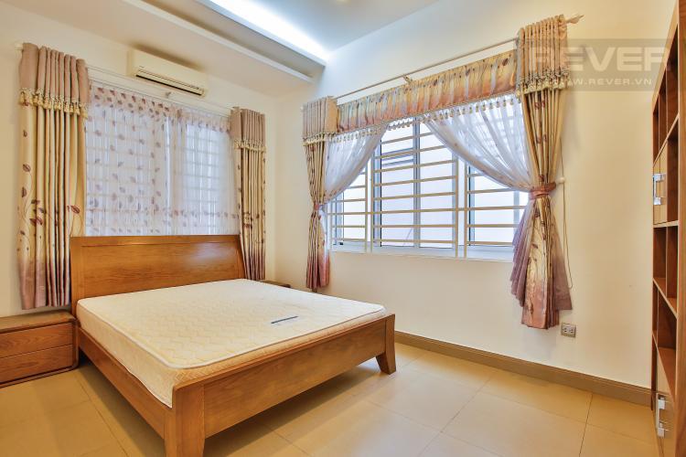 Phòng Ngủ 2 Cho thuê biệt thự khu Thảo Điền 2 tầng, 4PN, đầy đủ nội thất