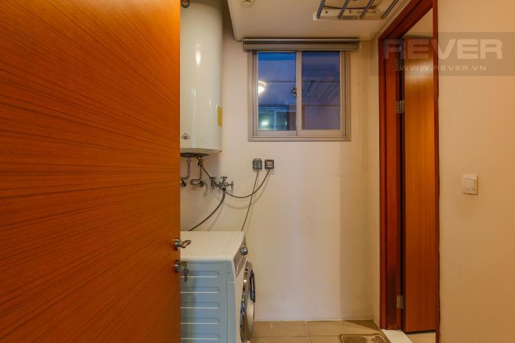 Phòng Giặt Căn hộ Xi Riverview Palace 3 phòng ngủ tầng trung block 101 nội thất có sẵn