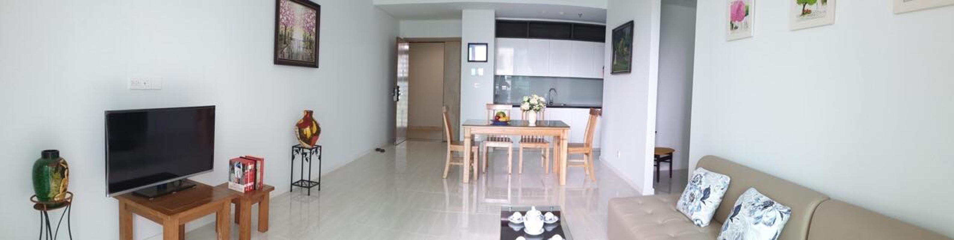 101 Cho thuê căn hộ Sadora Apartment 3PN, tầng trung, diện tích 90m2, đầy đủ nội thất, view sân vườn