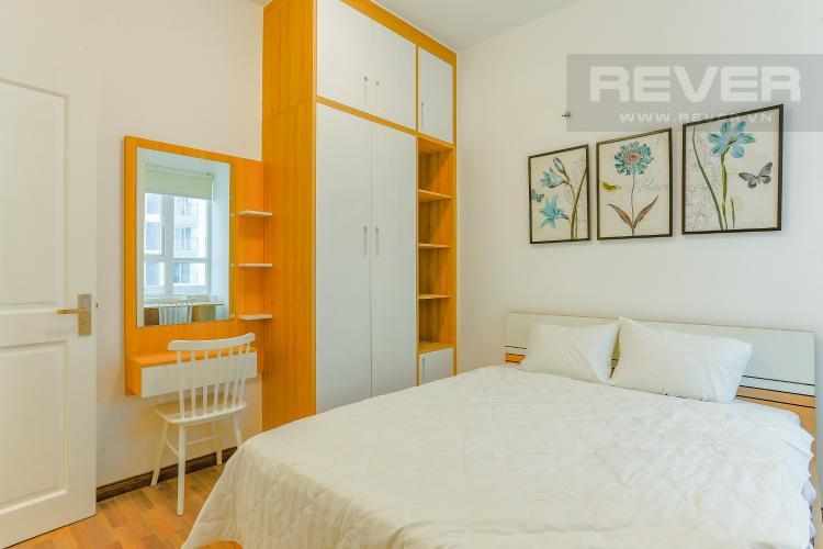Phòng Ngủ 1 Căn hộ Florita 3 phòng ngủ tầng thấp view hồ bơi