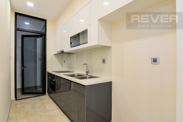 Phòng Bếp Officetel Vinhomes Golden River 2 phòng ngủ tầng cao A4 hướng Đông Bắc