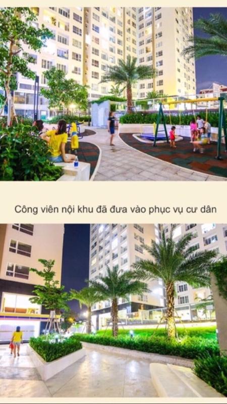 IMG_7433 Cho thuê căn hộ Sky Center Tân Bình 2PN, diện tích 75m2, ban công hướng Bắc thông thoáng