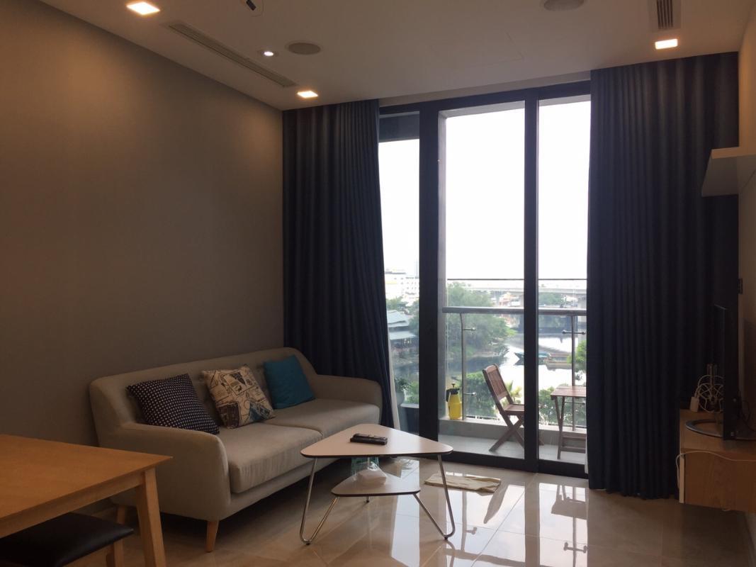 cc3052c146a6a0f8f9b7 Cho thuê căn hộ Vinhomes Golden River 2PN, tầng thấp, đầy đủ nội thất, view Landmark 81